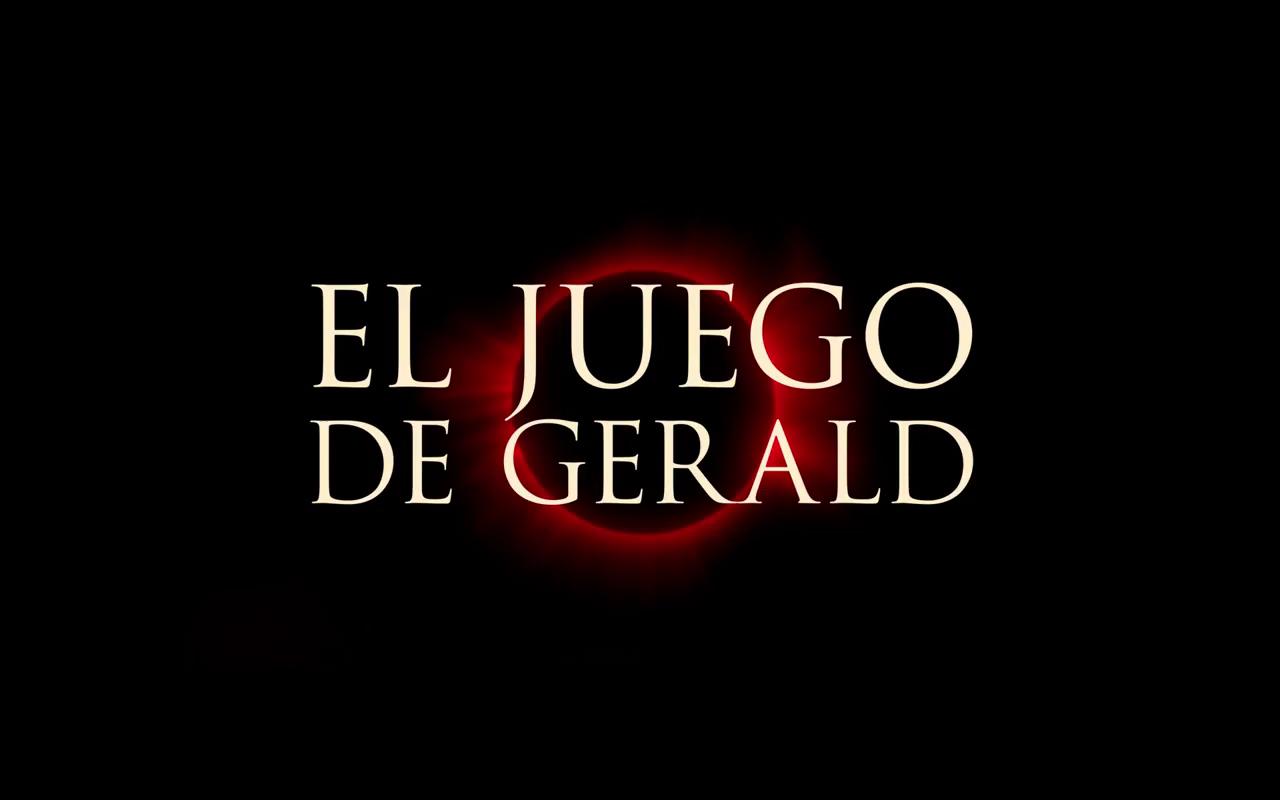 El juego de Gerald - Adaptación cinematográfica