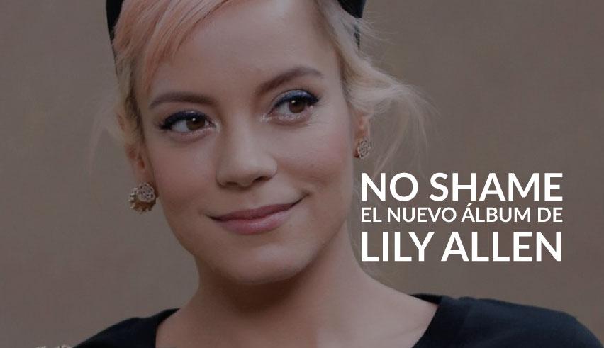 LILY ALLEN nuevo disco