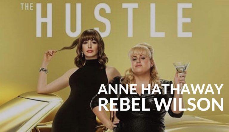 Anne Hathaway y Rebel Wilson