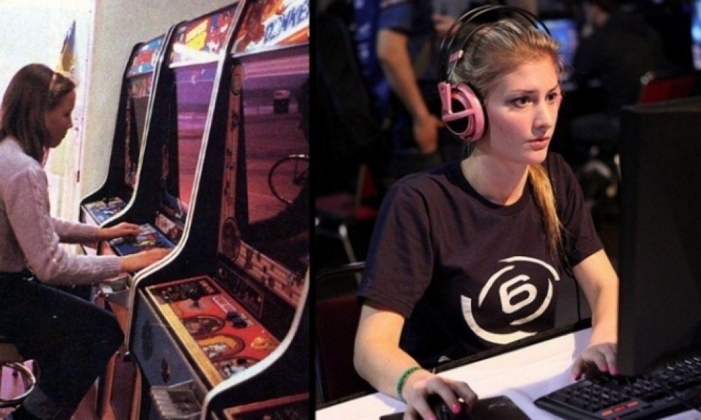 La mujer en los videojuegos