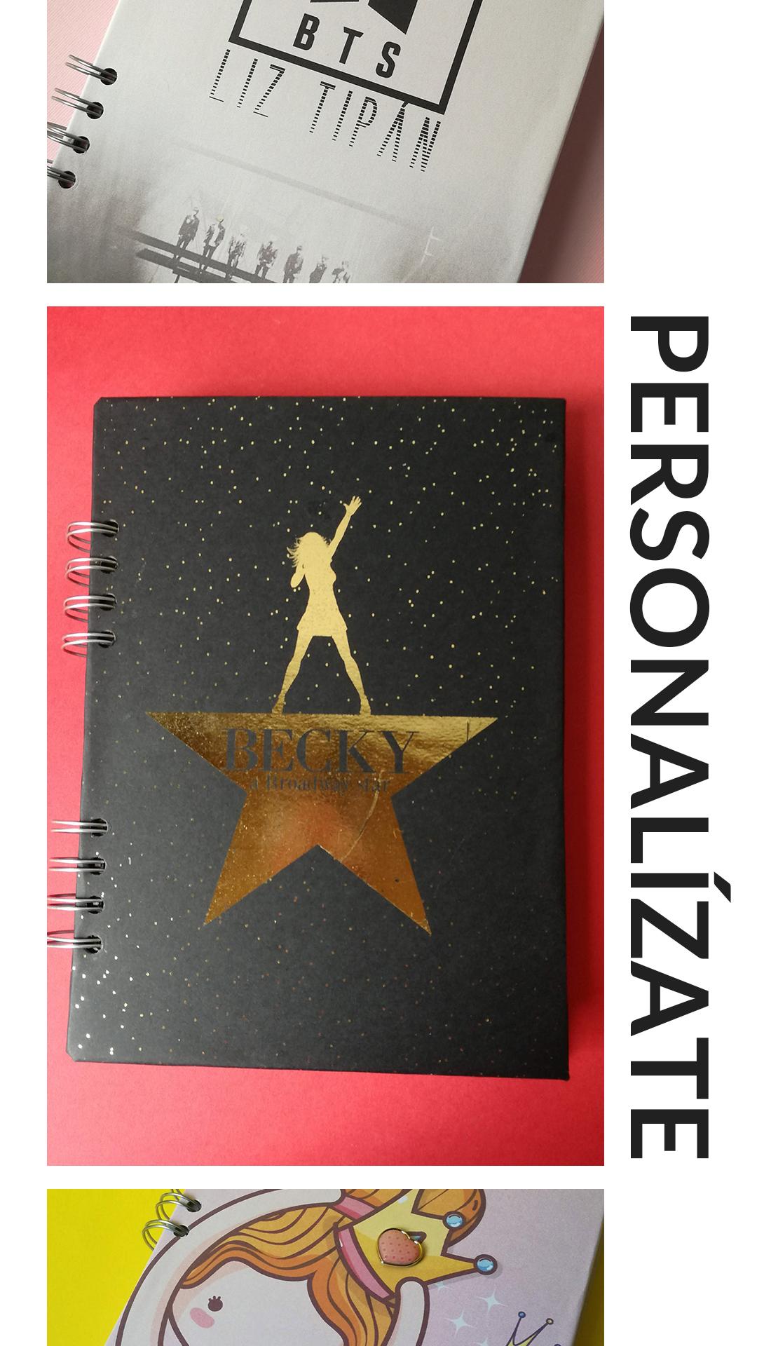 Personalízate