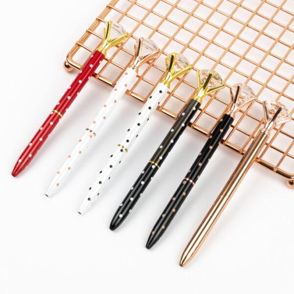 Bolígrafos diamante Esferógrafos Andariega Store