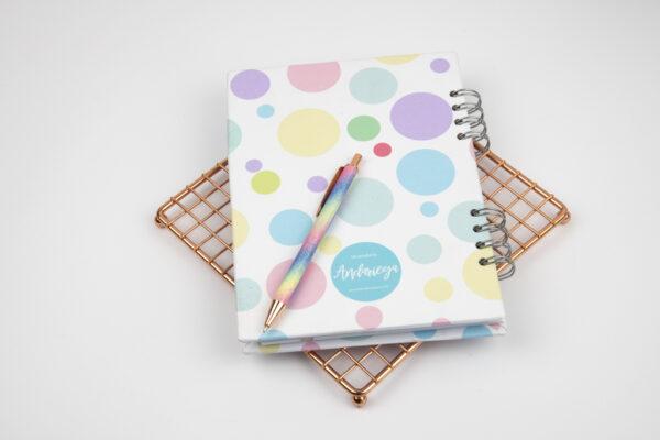 Cuaderno Arcoiris Andariega Store