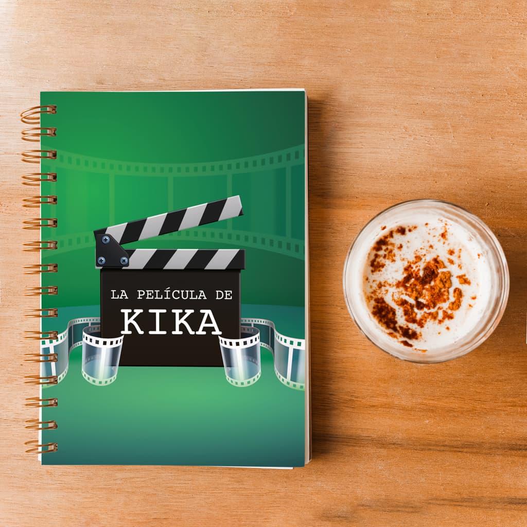 Cuaderno Película Andariega Store