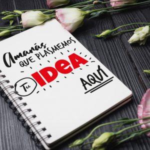 Cuadernos personalizados Andariega Store