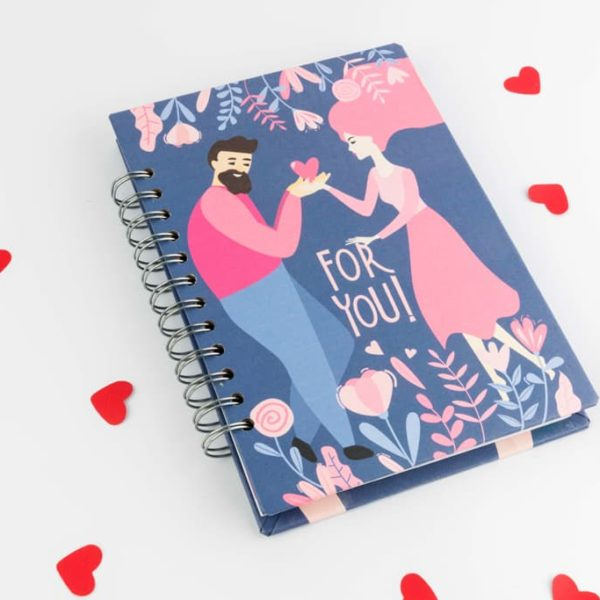 Agendas y cuadernos «For You» · Andariega Store 2021
