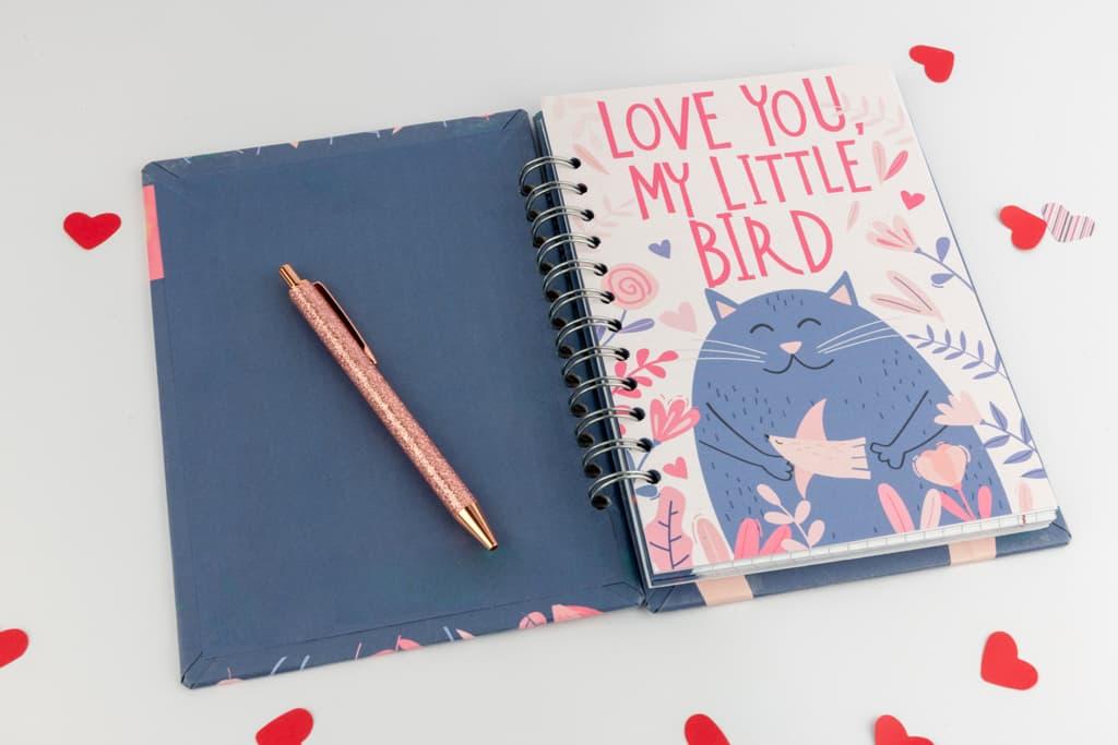 Love you, my little bird · Andariega Store 2021