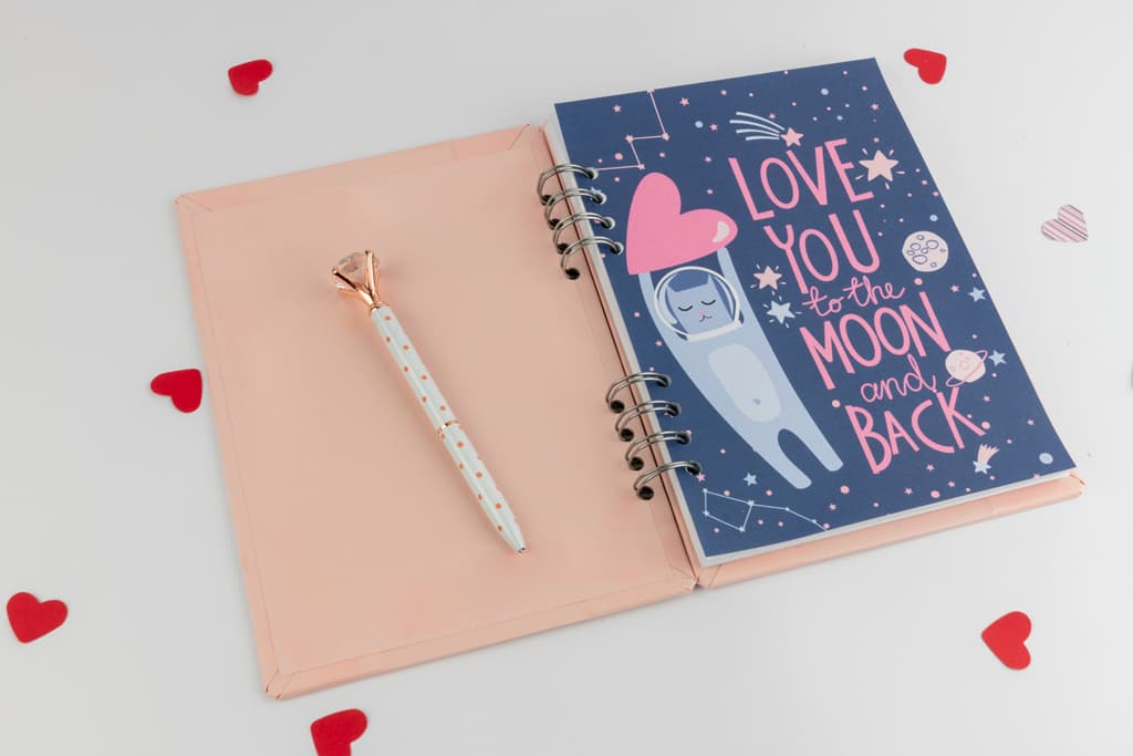 Love You to the Moon and Back · Andariega Store 2021
