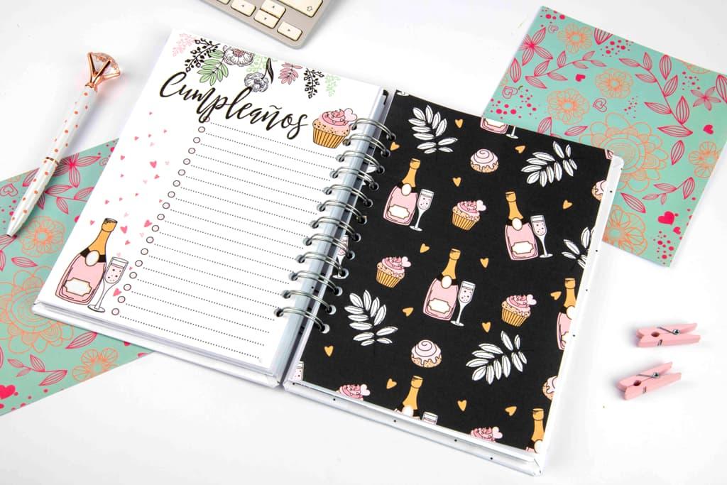 Agendas y cuadernos París Andariega Store 2021